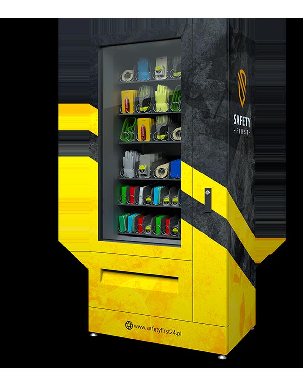 automaty sprzedające, automaty vendingowe śląsk